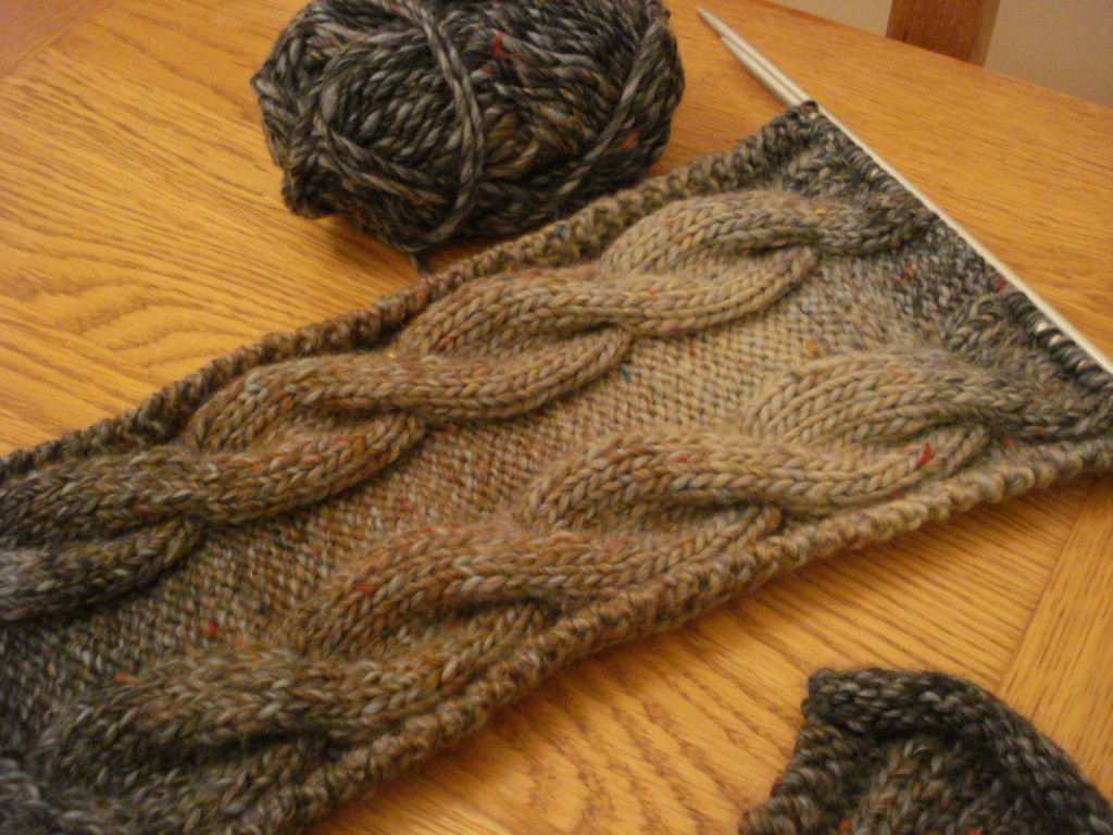 Inspirational Eight by Six Easy Cable Scarf Pattern Easy Knits for Cable Scarf Of Innovative 49 Ideas Cable Scarf