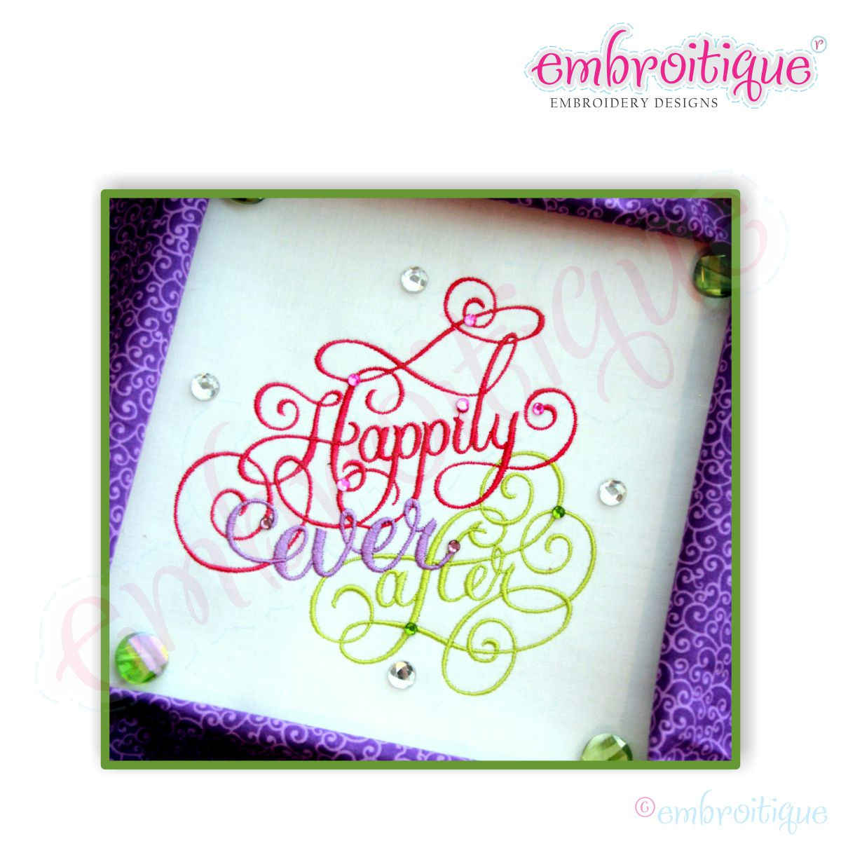 Inspirational Embroitique Happily Ever after Wedding Embroidery Design Wedding Embroidery Designs Of Wonderful 48 Photos Wedding Embroidery Designs