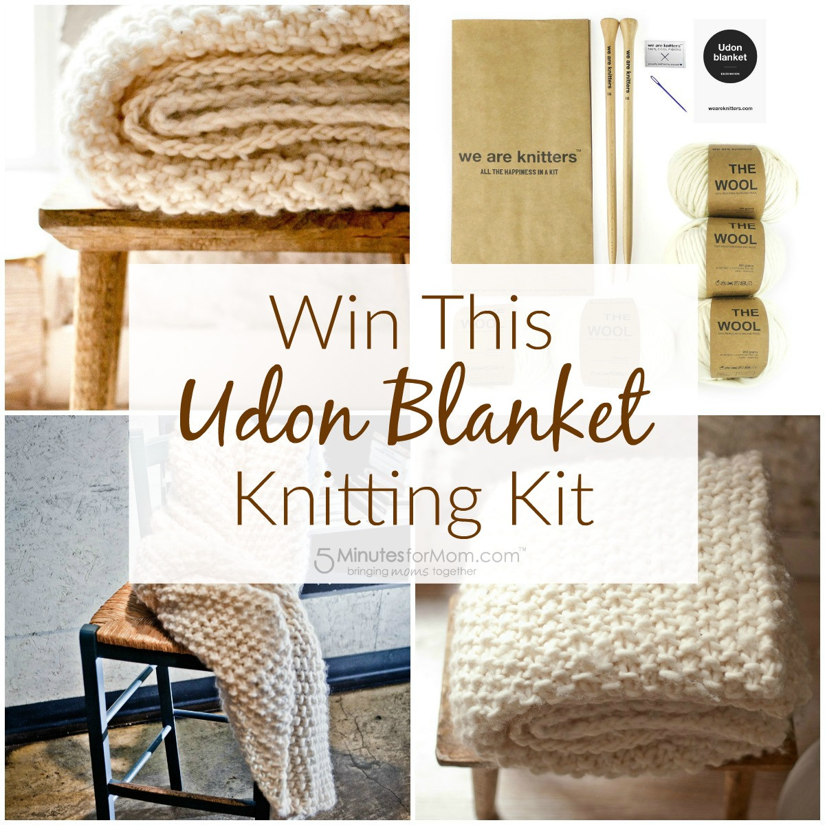Inspirational Enter to Win A Luxury Blanket Knitting Kit Ends 04 09 Blanket Knitting Kit Of Lovely 47 Models Blanket Knitting Kit