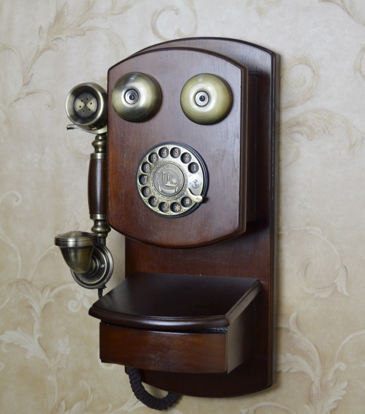Inspirational European Antique Wall Mounted Retro Hanging Metal Rotary Old Wall Telephone Of Marvelous 42 Models Old Wall Telephone