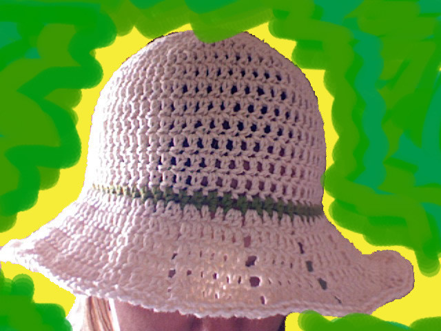 Inspirational Fast & Easy Crocheted Summer Hat with Brim Crochet Hat with Brim Pattern Of Contemporary 46 Photos Crochet Hat with Brim Pattern