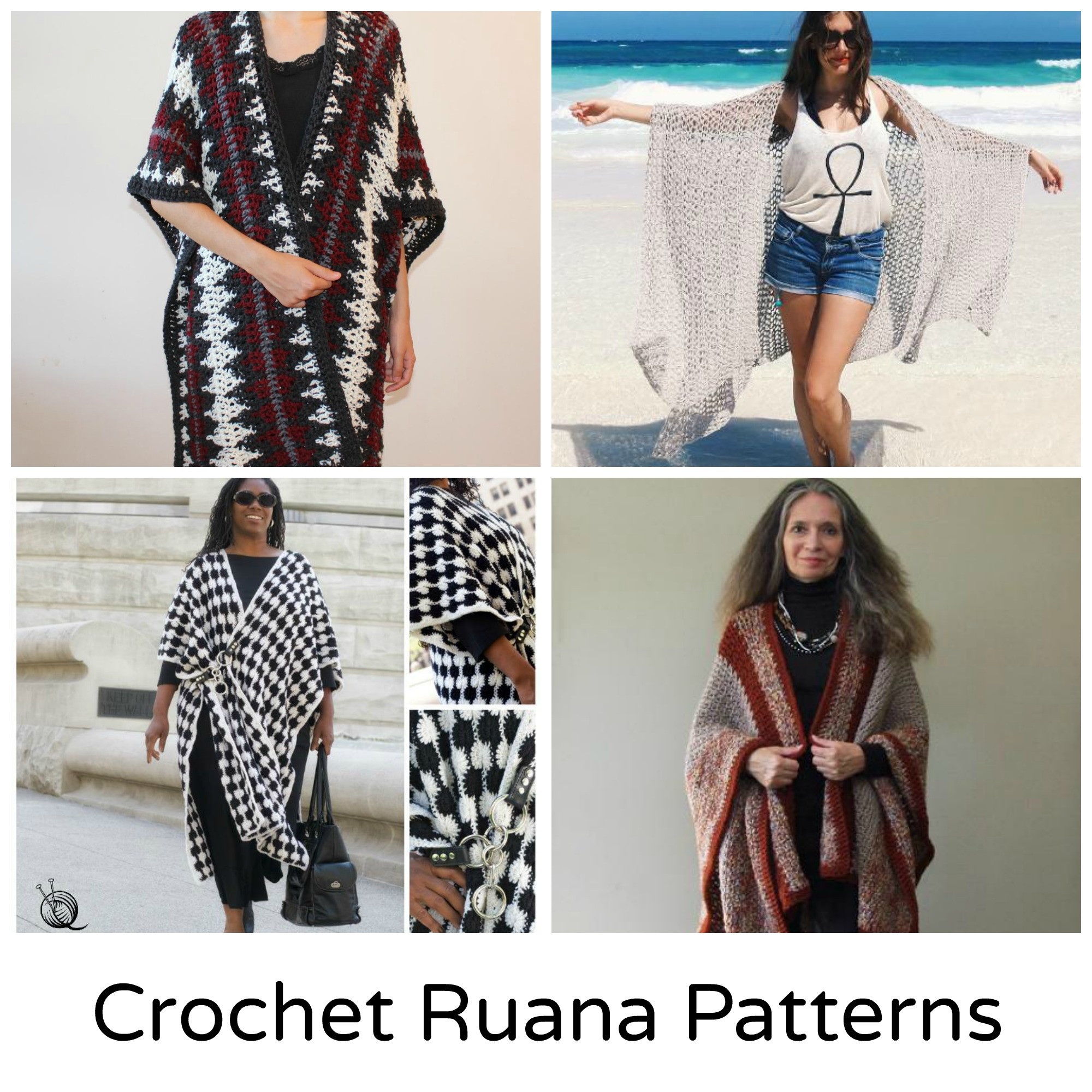 Inspirational Find the Coziest Crochet Ruana Pattern On Craftsy Free Crochet Ruana Pattern Of Amazing 46 Ideas Free Crochet Ruana Pattern