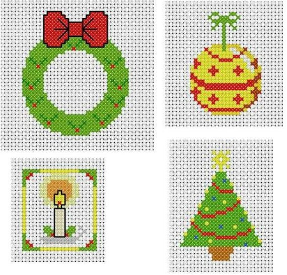 Inspirational Four Simple Christmas Cross Stitch Patterns for Card Making Christmas Cross Stitch Patterns Of Charming 48 Pics Christmas Cross Stitch Patterns