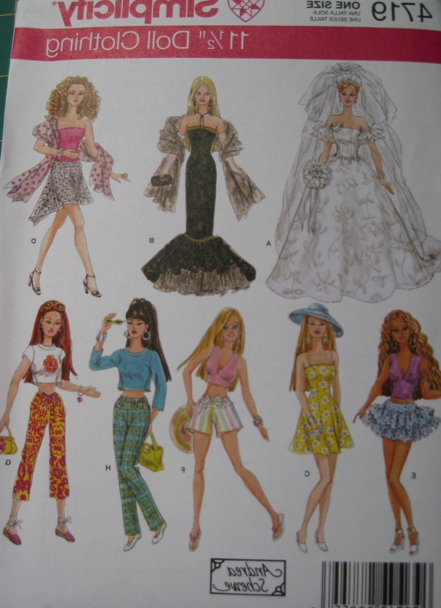 FREE CROCHET BARBIE BALL ROOM GOWN PATTERNS Crochet and