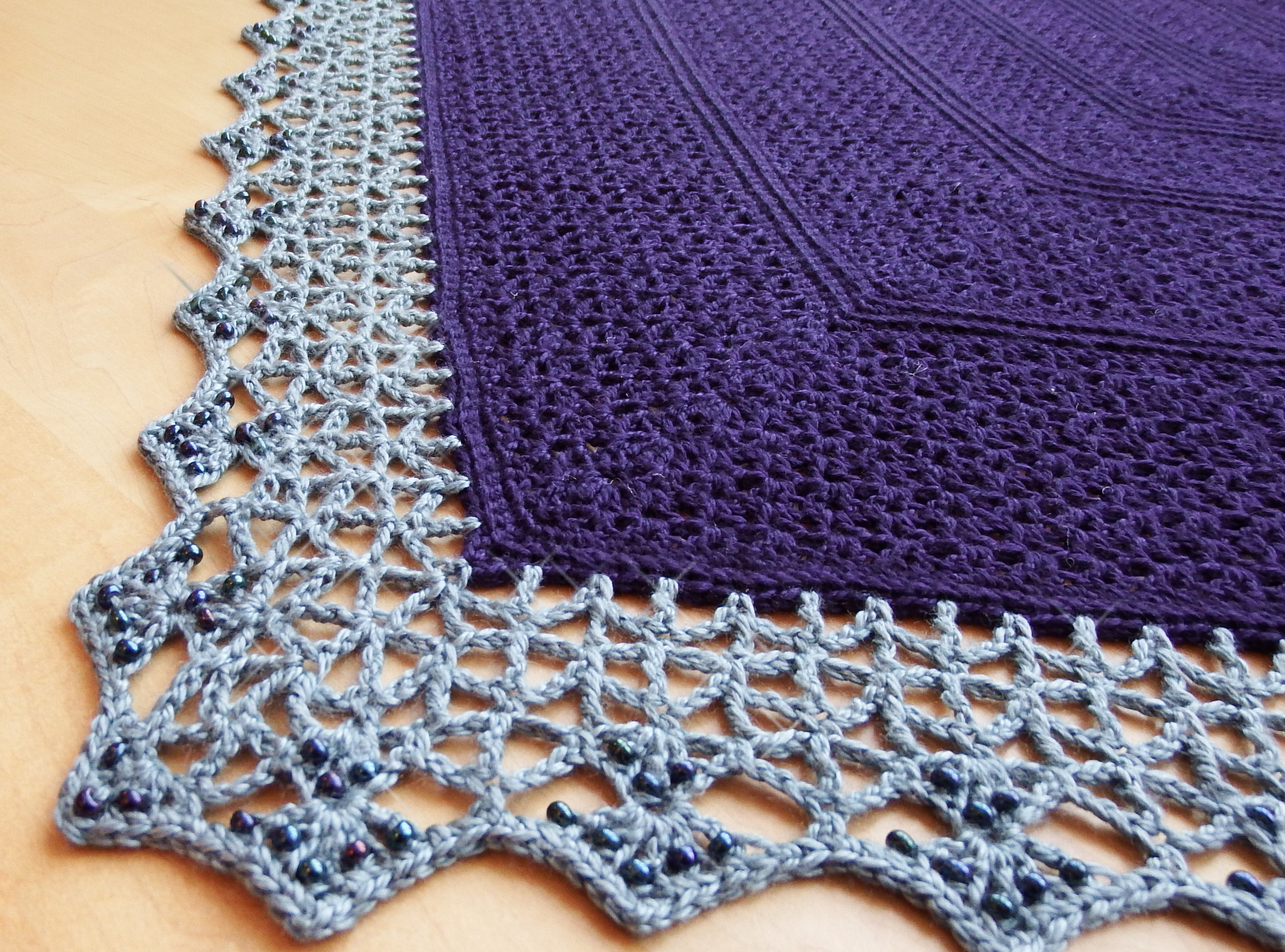 Inspirational Free Crochet Edging Patterns for Shawls Crochet Lace Edging Pattern Of Amazing 40 Photos Crochet Lace Edging Pattern