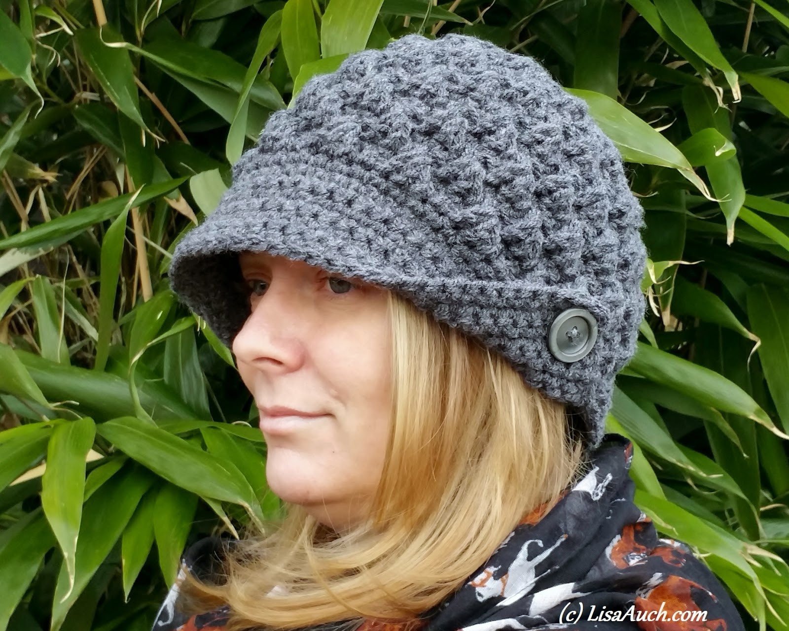 Inspirational Free Crochet Hat Patterns for Women 6 Free Crochet Hat Crochet Hat with Brim Free Patterns Of Incredible 49 Ideas Crochet Hat with Brim Free Patterns