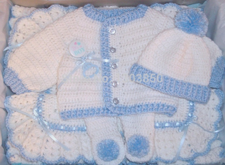 Free Crochet Pattern For Baby Layette Sets Dancox for