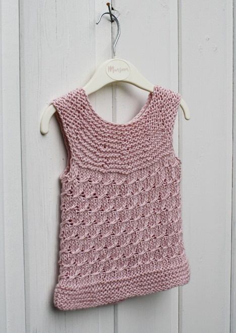 FREE CROCHET PATTERN ON BABY VEST Crochet and Knitting