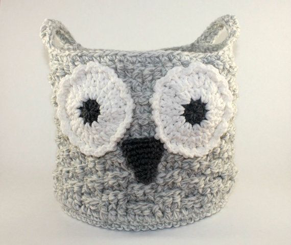 Inspirational Free Crochet Pattern Owl Basket Dancox for Crochet Owl Basket Of Brilliant 47 Photos Crochet Owl Basket