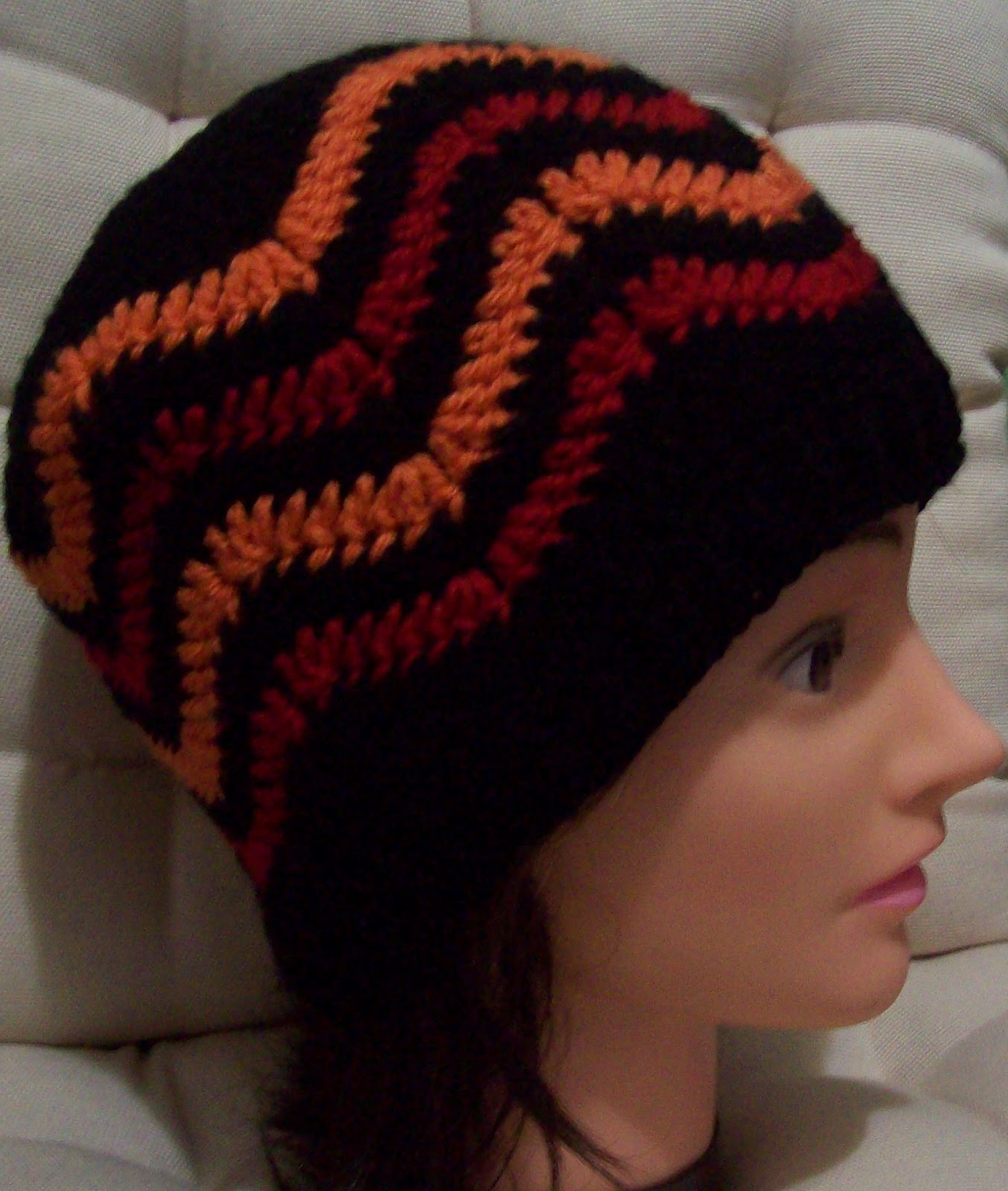 Inspirational Free Crochet Patterns by Cats Rockin Crochet Free Crochet Beanie Hat Pattern Of Amazing 48 Images Free Crochet Beanie Hat Pattern