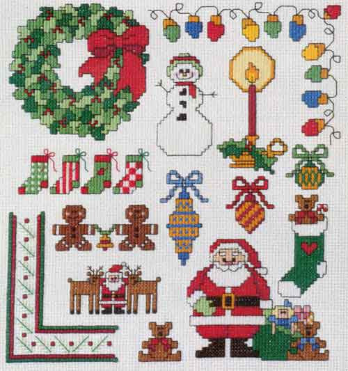 Inspirational Free Cross Stitch Patterns – An Index Of Free Printable Christmas Cross Stitch Patterns Of Charming 48 Pics Christmas Cross Stitch Patterns