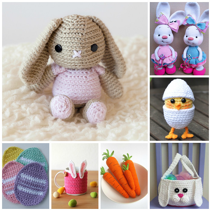 Inspirational Free Easter Crochet Patterns to Make Crafty Morning Easter Crochet Of Top 40 Ideas Easter Crochet