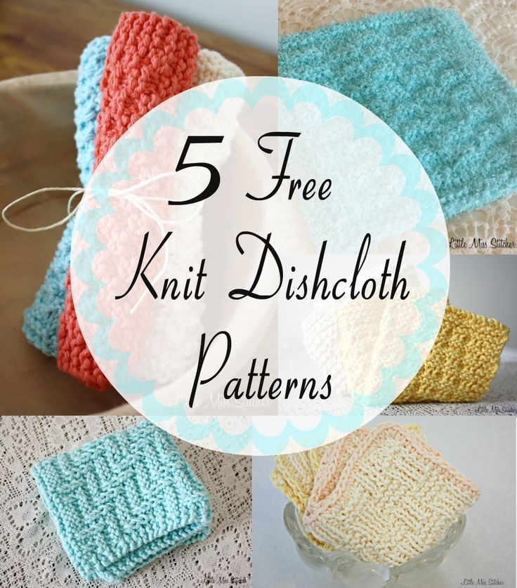 Inspirational Free Knitted Dishcloth Patterns Crochet and Knit Free Dishcloth Patterns Of Attractive 40 Ideas Free Dishcloth Patterns
