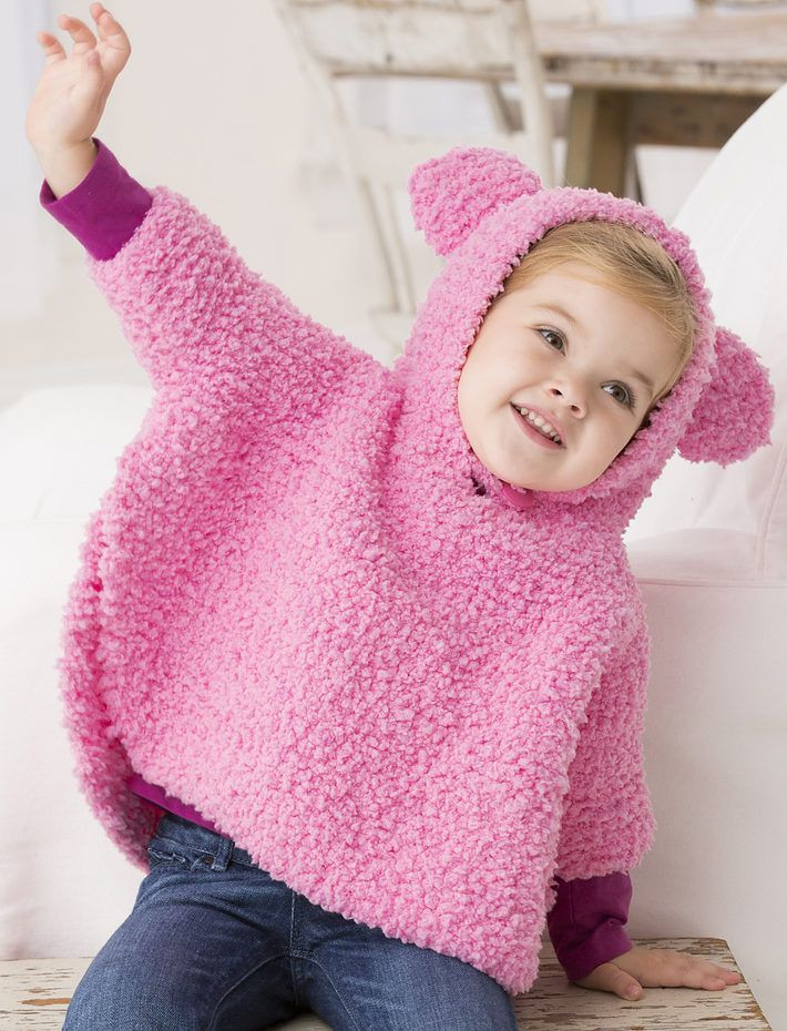 Inspirational Free Knitting Pattern for Playful Hooded Poncho Garter Baby Poncho Crochet Pattern Free Of Top 50 Pictures Baby Poncho Crochet Pattern Free
