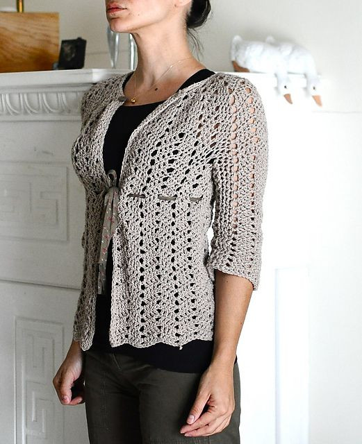 Inspirational Free Pattern Crochet Jacket and Lace Cardigan On Pinterest Crochet Lace Cardigan Of Great 45 Images Crochet Lace Cardigan