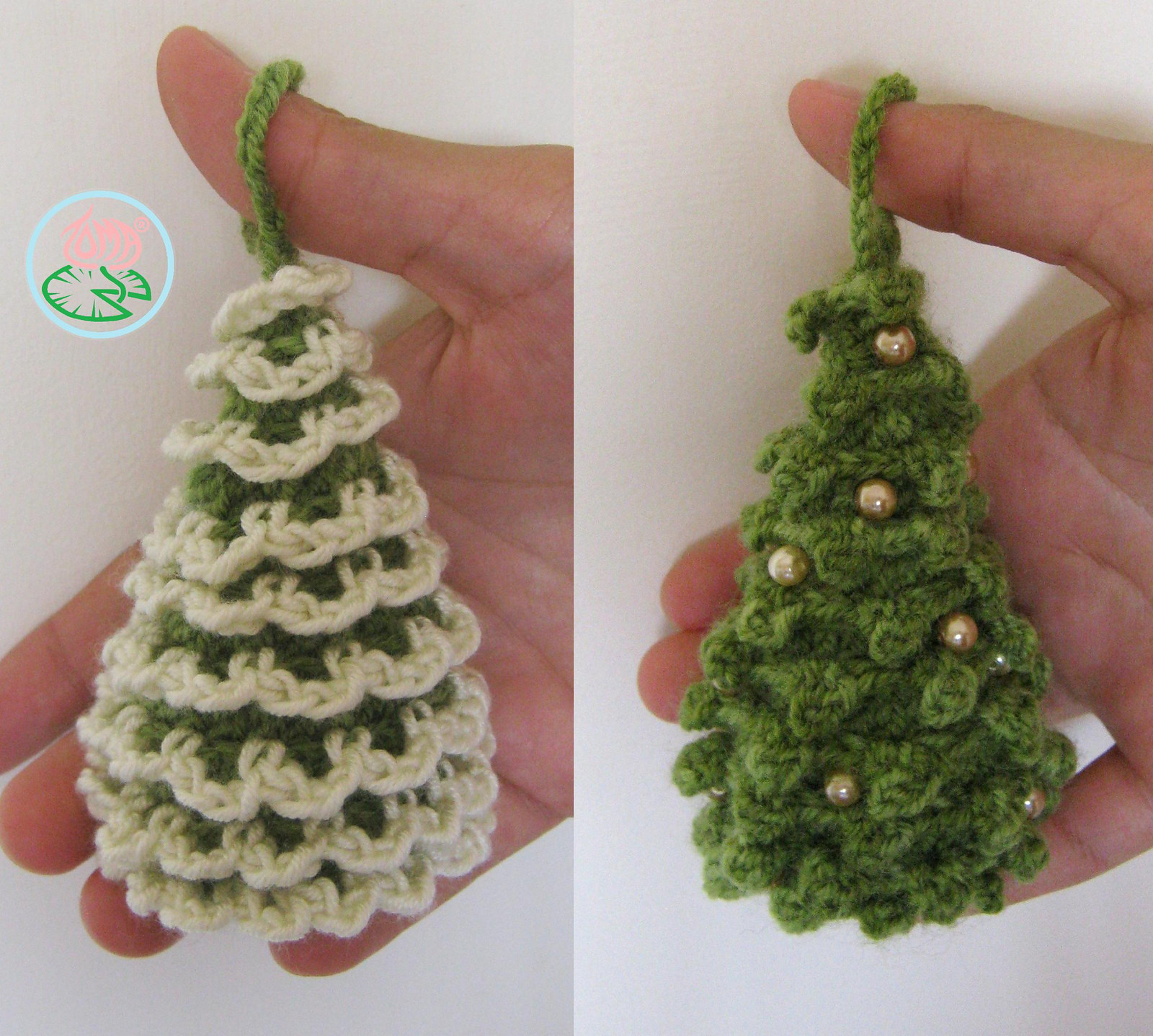 Inspirational Free Pattern Crocheted Over the Shoulder Mini Purse Crochet Christmas Tree ornaments Of Innovative 41 Photos Crochet Christmas Tree ornaments
