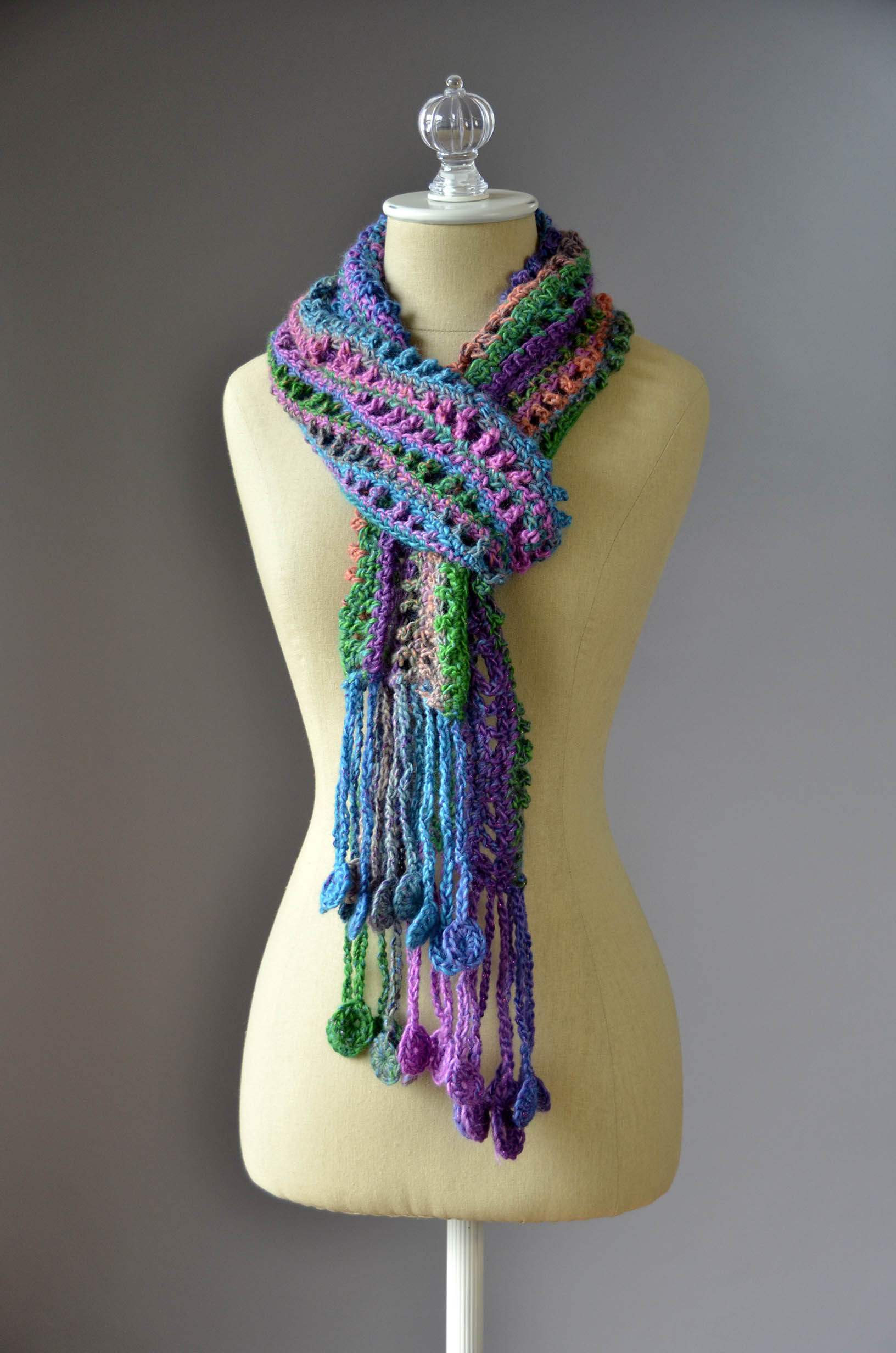 Inspirational Free Pattern Friday – Crochet Coin Scarf Yarn Scarf Of Attractive 49 Photos Yarn Scarf