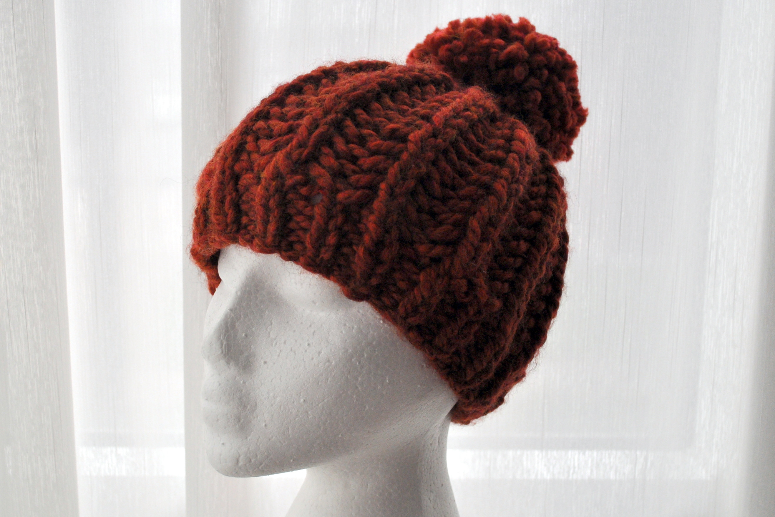 Inspirational Free Pattern Knit Fisherman Ribbed Hipster Hat Knitting and Crochet Patterns Of Adorable 46 Ideas Knitting and Crochet Patterns