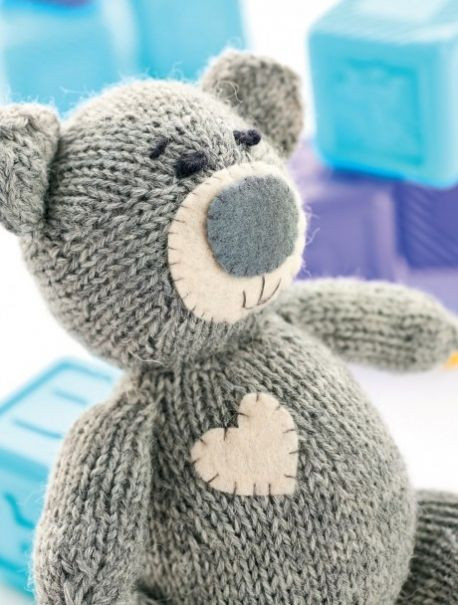 Inspirational Free Patterns for Knitted toys for Children Crochet and Knit Knitted Bear Pattern Of Brilliant 42 Photos Knitted Bear Pattern