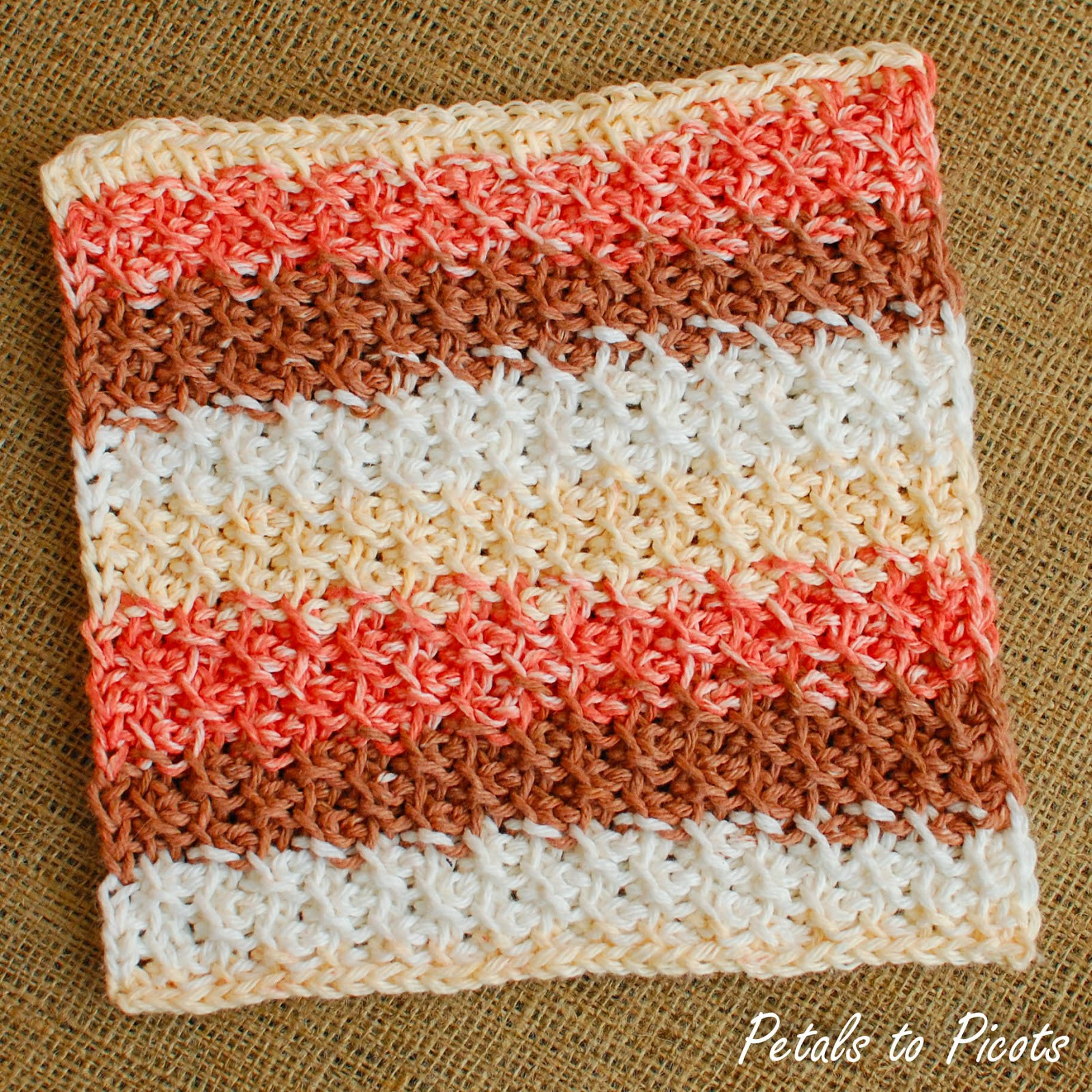 Inspirational Free Tunisian Stitch Pattern From the New Tunisian Crochet Tunisian Stitch Of Attractive 49 Pictures Tunisian Stitch