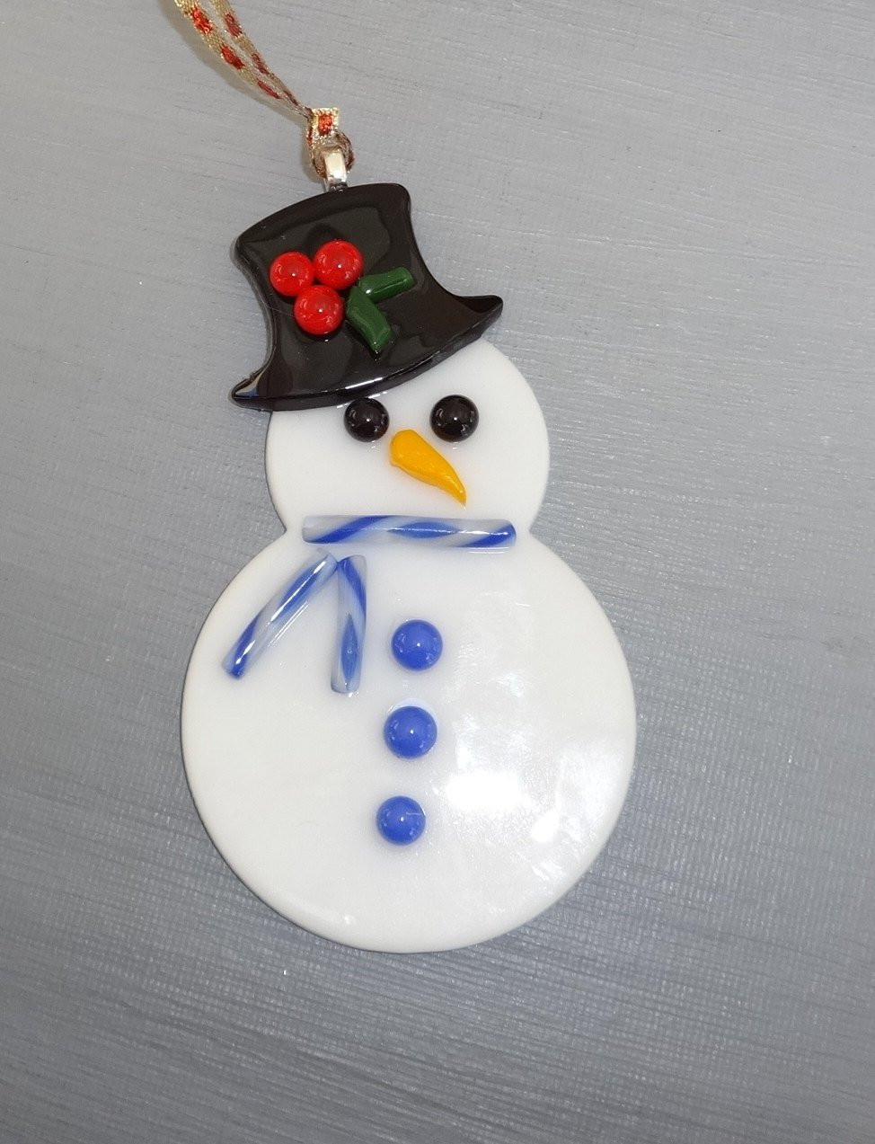 Inspirational Fused Glass Snowman ornament Holiday ornament Christmas Snowman Christmas ornaments Of Adorable 45 Models Snowman Christmas ornaments