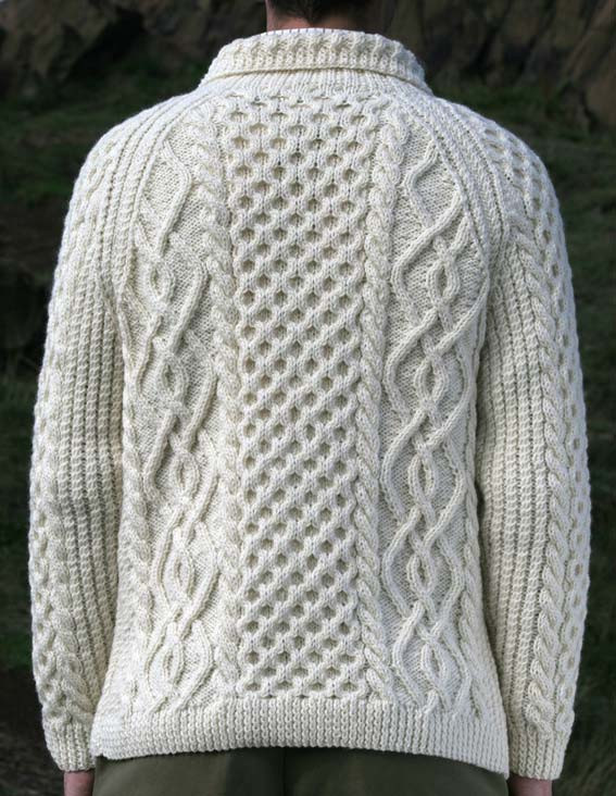 Inspirational Gents Mens Hand Knitted Luxury Aran Cardigan Leven by Mens Cardigan Knitting Pattern Of Unique 44 Models Mens Cardigan Knitting Pattern