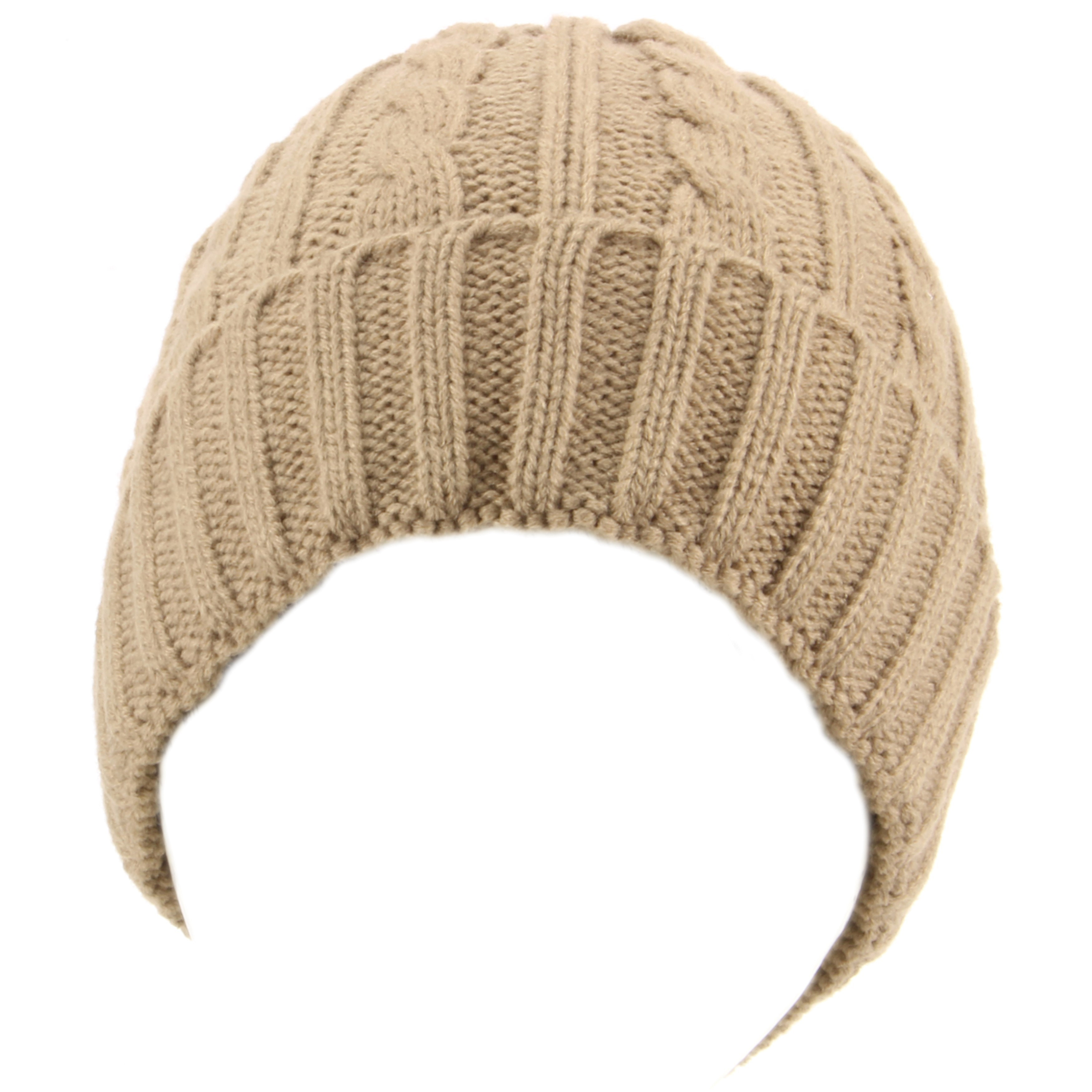 Inspirational Hawkins Cable Knit Beanie Hat with Turn Up Beige Cable Knit Hat Of Fresh 40 Pics Cable Knit Hat