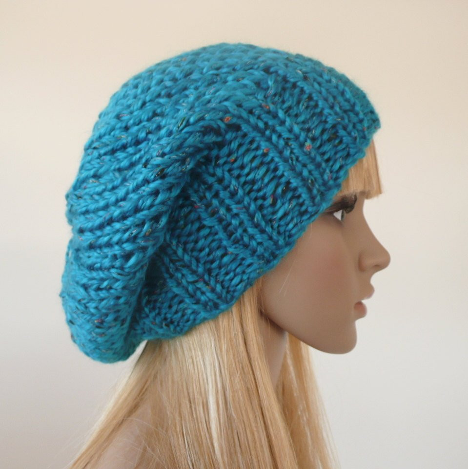 Inspirational Help I M so Terrible at Sizing and the Pattern I Was Knit Slouchy Beanie Of Lovely 42 Images Knit Slouchy Beanie