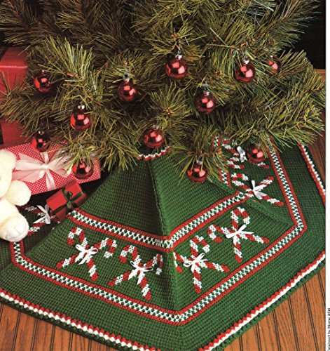 Holiday Crochet Patterns – Christmas Tree Skirt