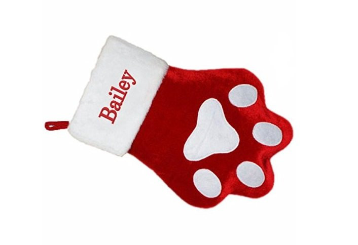 Inspirational Holiday Gift Guide Best Gifts for Dogs and Cats This Dog Paw Christmas Stocking Of Amazing 42 Ideas Dog Paw Christmas Stocking