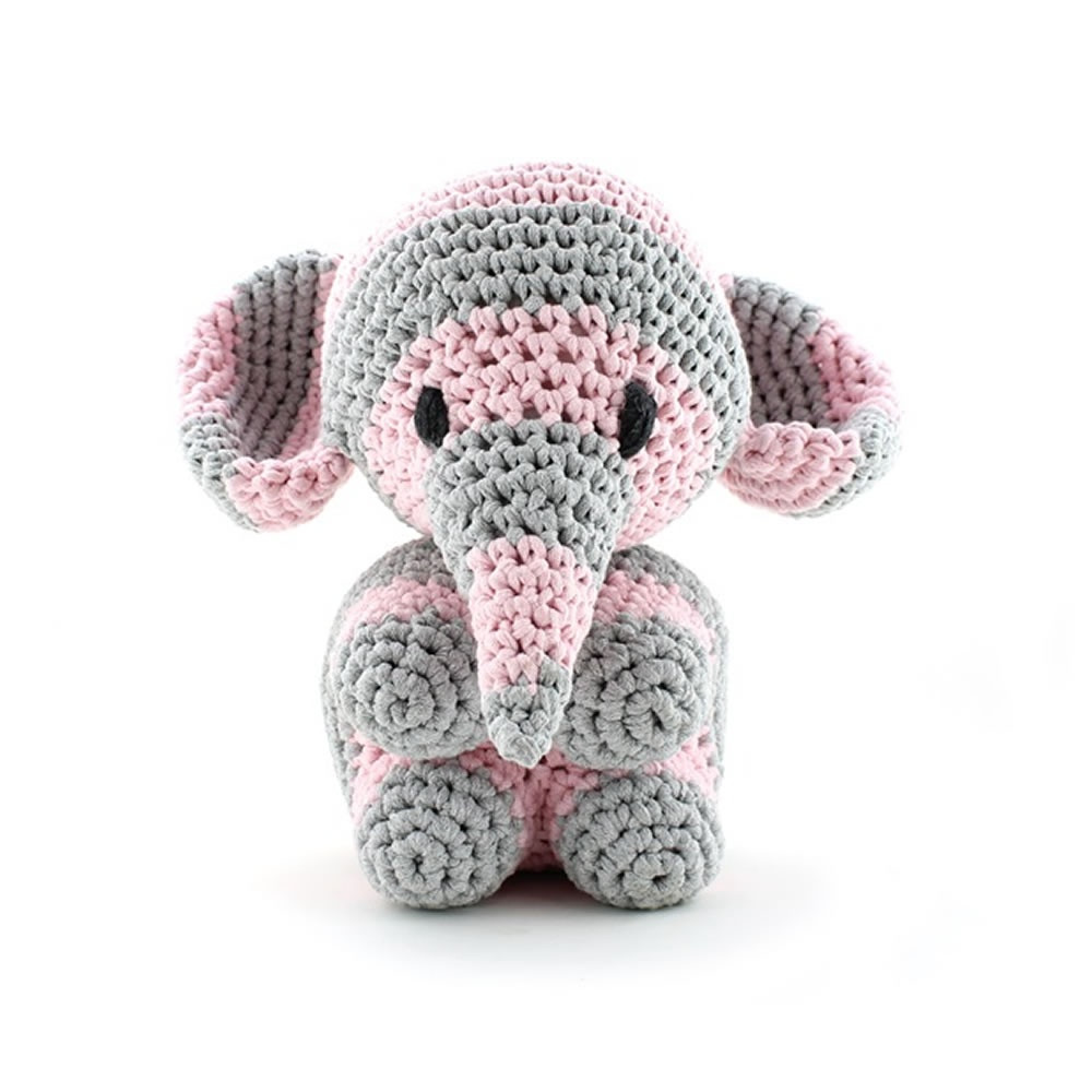 Inspirational Hoooked Maxigurumi Elephant Mo Crochet Kit Crochet Kit for Beginners Of Unique 40 Models Crochet Kit for Beginners