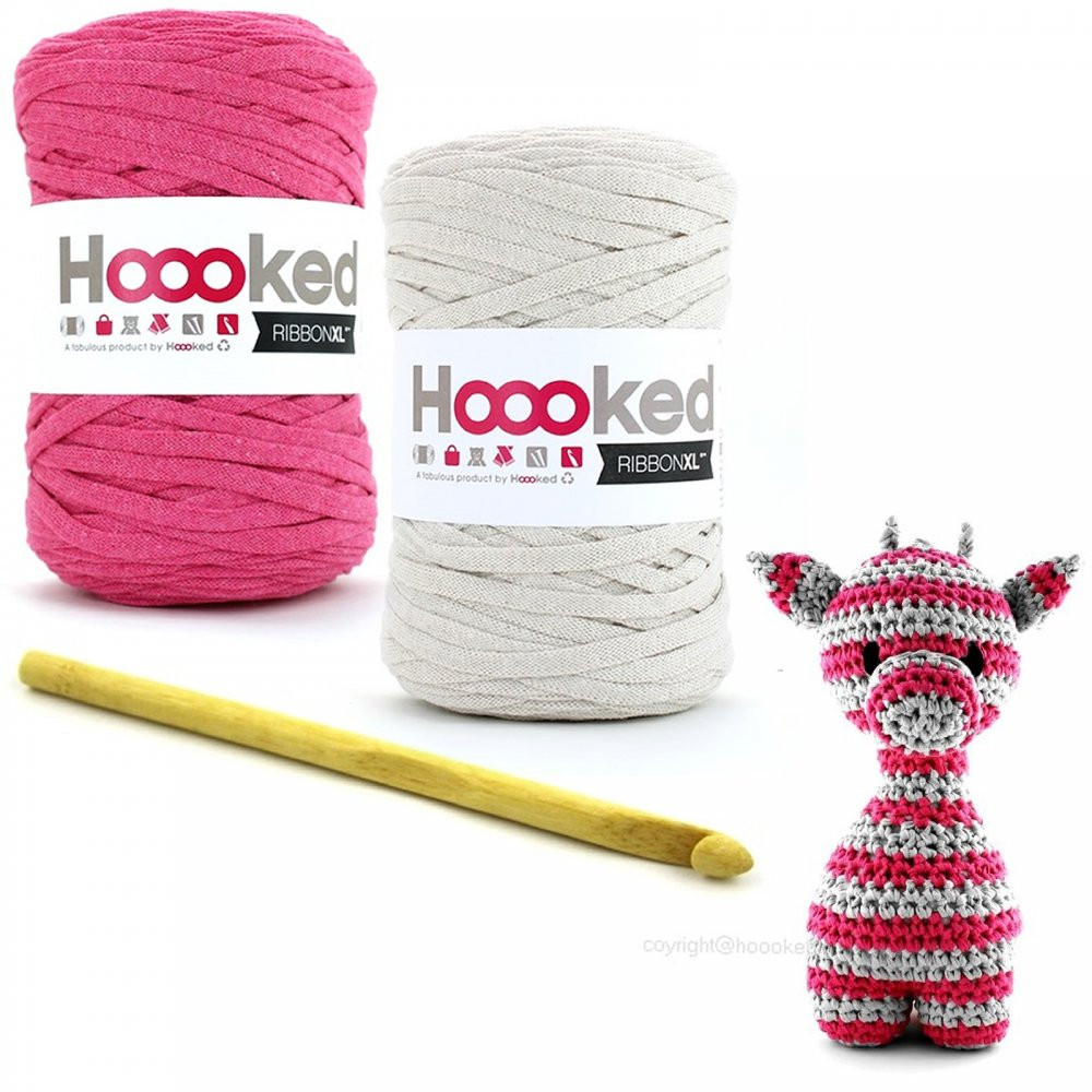 Inspirational Hoooked Maxigurumi Giraffe Crochet Kit Hoooked Zpa Ti Crochet Kit for Beginners Of Unique 40 Models Crochet Kit for Beginners