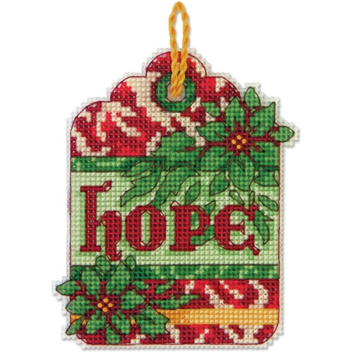 Inspirational Hope ornament Counted Cross Stitch Kit Cross Stitch Christmas ornament Kits Of Gorgeous 46 Models Cross Stitch Christmas ornament Kits