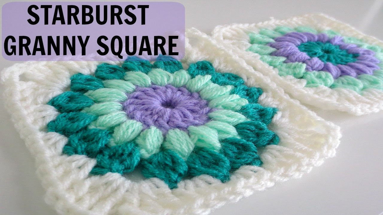 Inspirational How to Crochet A Starburst Granny Square Granny Square for Beginners Of Marvelous 46 Pics Granny Square for Beginners