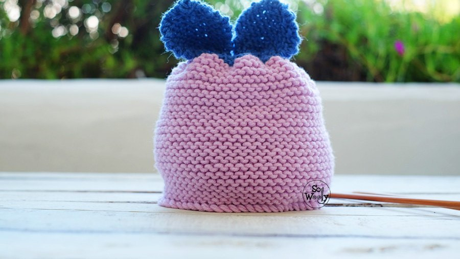 Inspirational How to Knit the Easiest Baby Hat with Bunny Ears for Baby Knits for Beginners Of Innovative 45 Pictures Baby Knits for Beginners