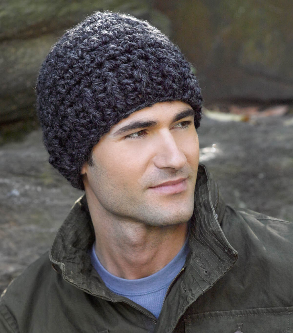 Inspirational Husband Approved Crochet Hats for Men Sewrella Simple Crochet Beanie Of Amazing 46 Ideas Simple Crochet Beanie