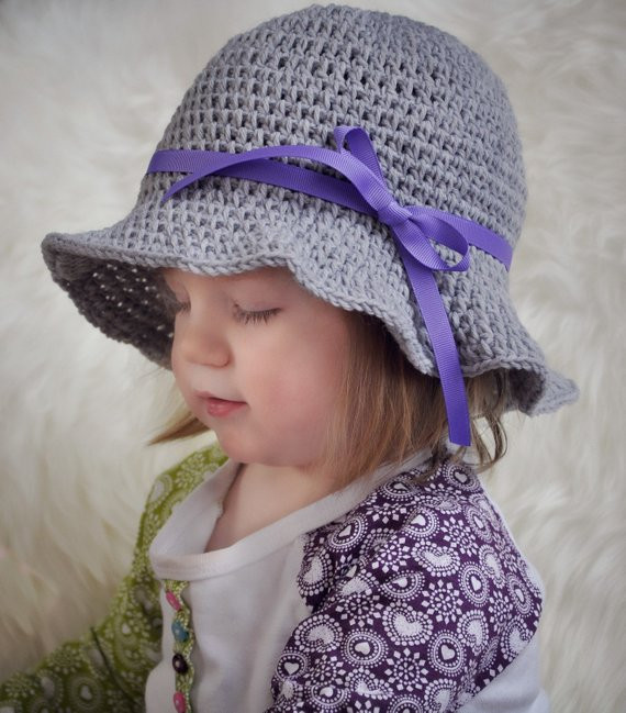 Inspirational Items Similar to Beginners Wide Brim Sun Hat Crochet Crochet Hat with Brim Pattern Of Contemporary 46 Photos Crochet Hat with Brim Pattern
