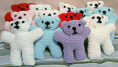 Inspirational Iwk Health Centre Looking for fort Dolls and Teddy Knitted Teddy Bear Of Amazing 45 Ideas Knitted Teddy Bear