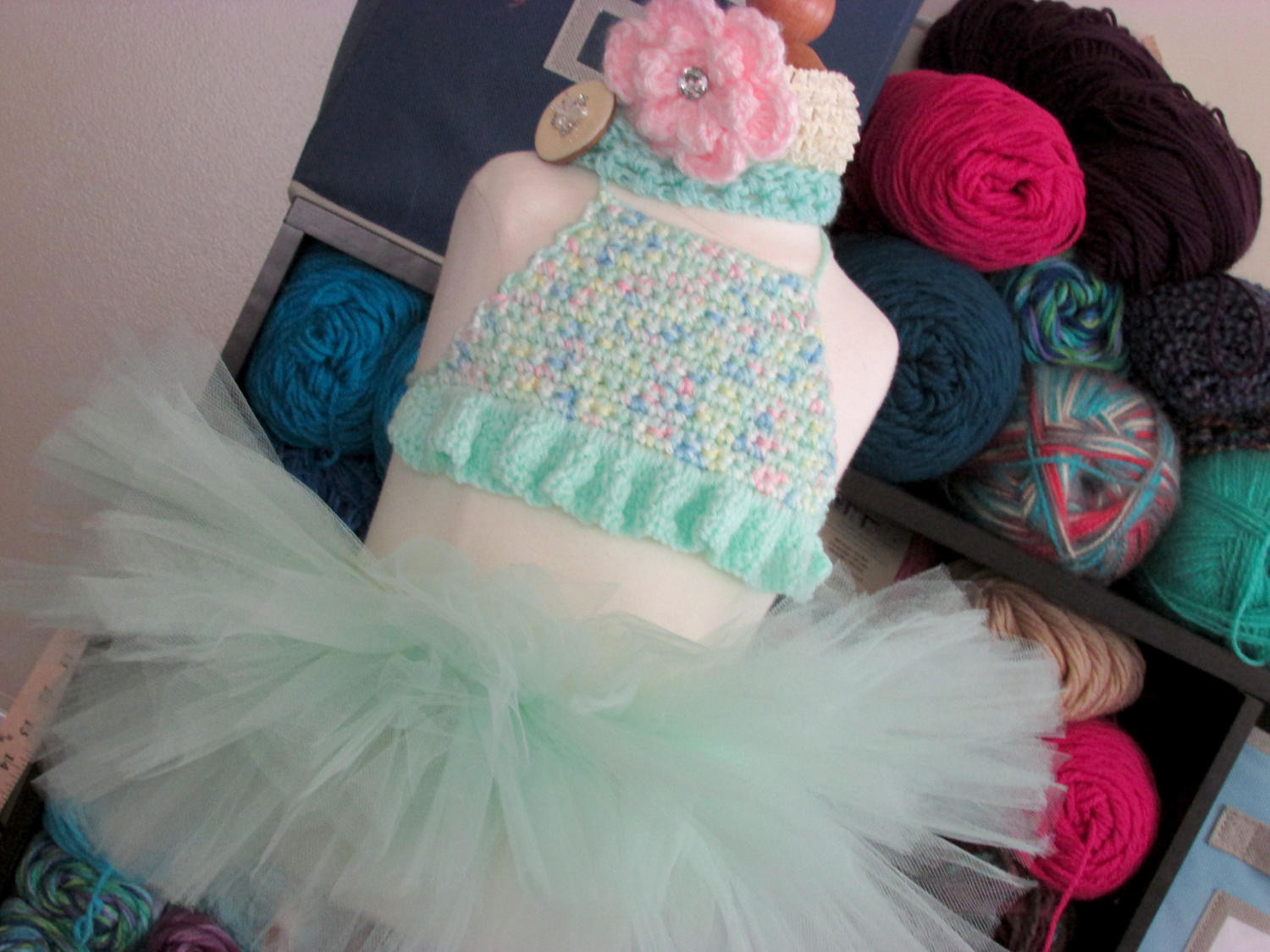 Inspirational Joellacrochet Crochet tops for Tutus Of Adorable 45 Models Crochet tops for Tutus