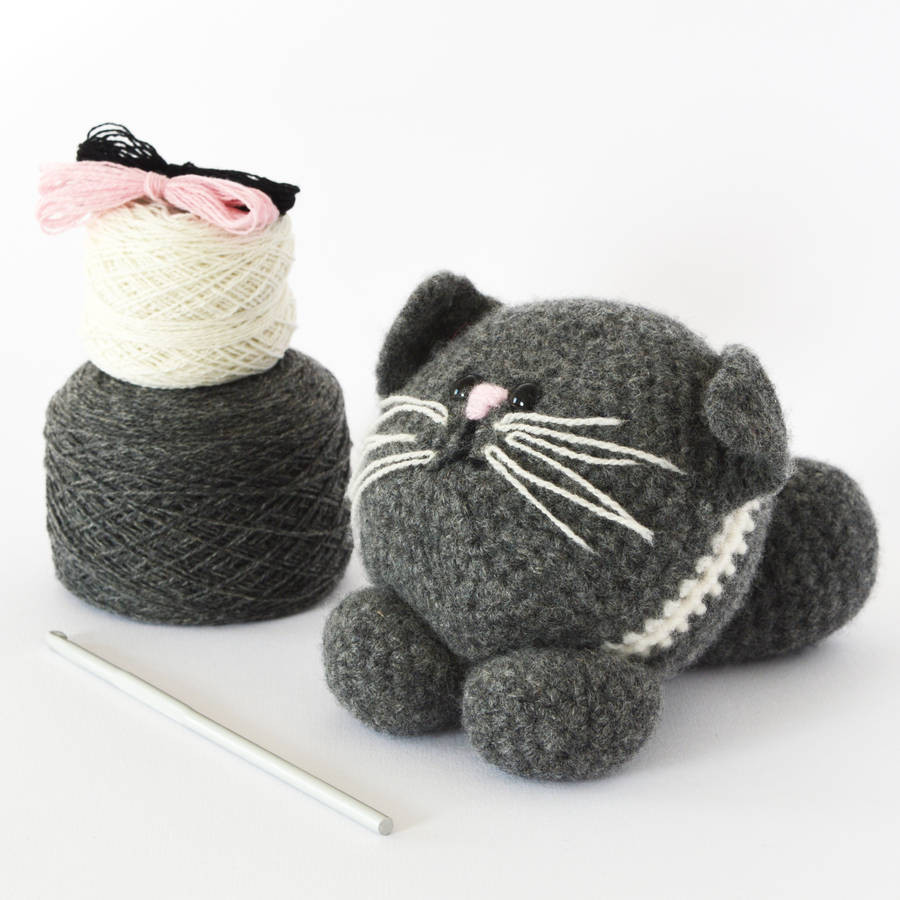 Inspirational Kitten Learn to Crochet Kit by Warm Pixie Diy Learn to Crochet Kit Of Top 39 Pictures Learn to Crochet Kit