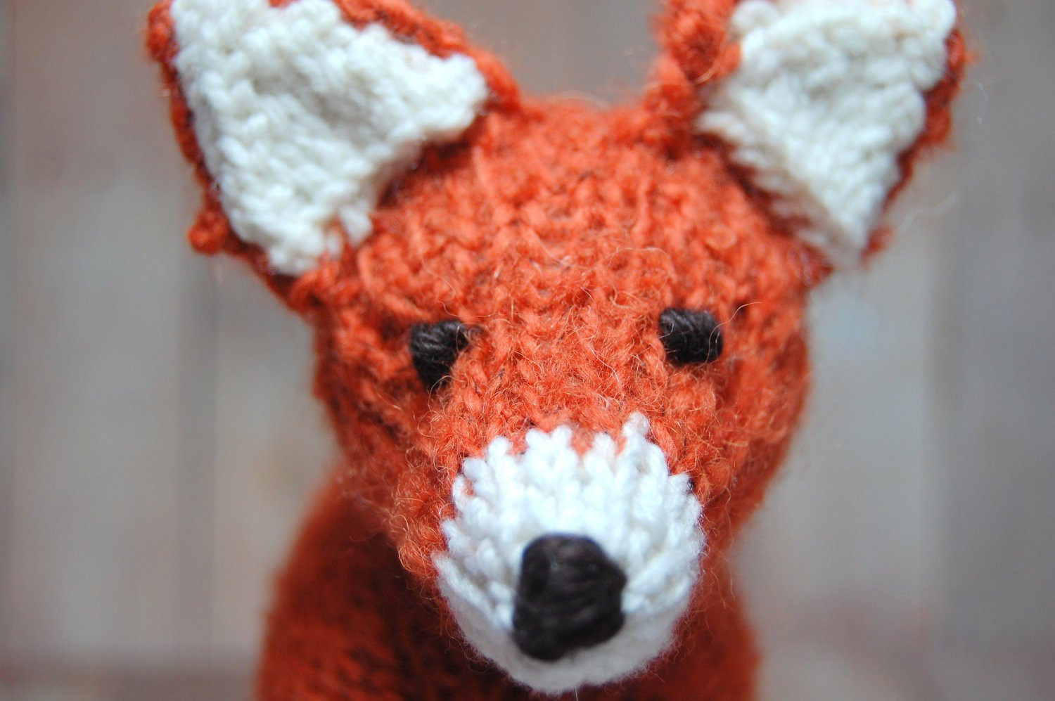 Inspirational Knit Fox Waldorf Stuffed Woodland Animal toy for Knit Stuffed Animals Of Beautiful 47 Pics Knit Stuffed Animals