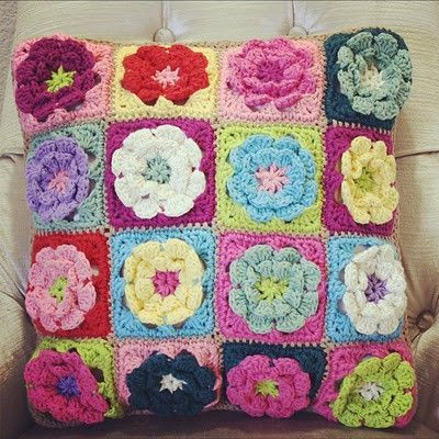 Inspirational Knit Granny Squares Free Patterns Crochet Flower Granny Square Of Fresh 47 Pictures Crochet Flower Granny Square