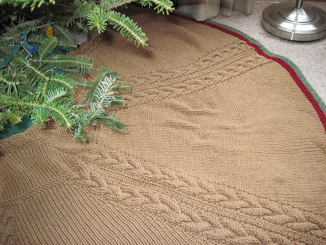 Inspirational Knit Tree Skirt Pattern Knit Tree Skirt Pattern Of Delightful 49 Images Knit Tree Skirt Pattern