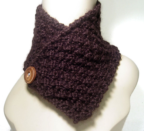 Knitted Neck Warmer Patterns