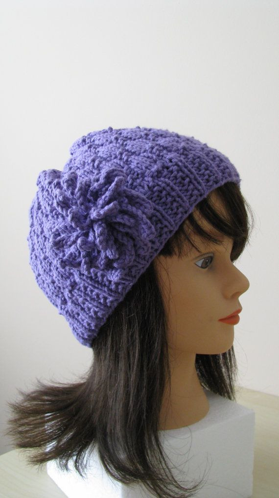 Inspirational Knitted Spring Hat or Chemo Hat Abigail Hand by Knitted Chemo Hats Of Incredible 50 Models Knitted Chemo Hats