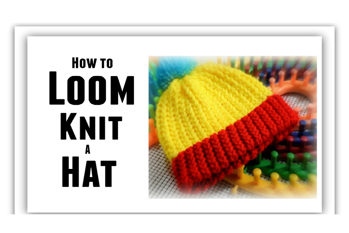 Inspirational Knitting Looms for Beginners Bing Images Making A Hat On A Loom Of Attractive 43 Pics Making A Hat On A Loom