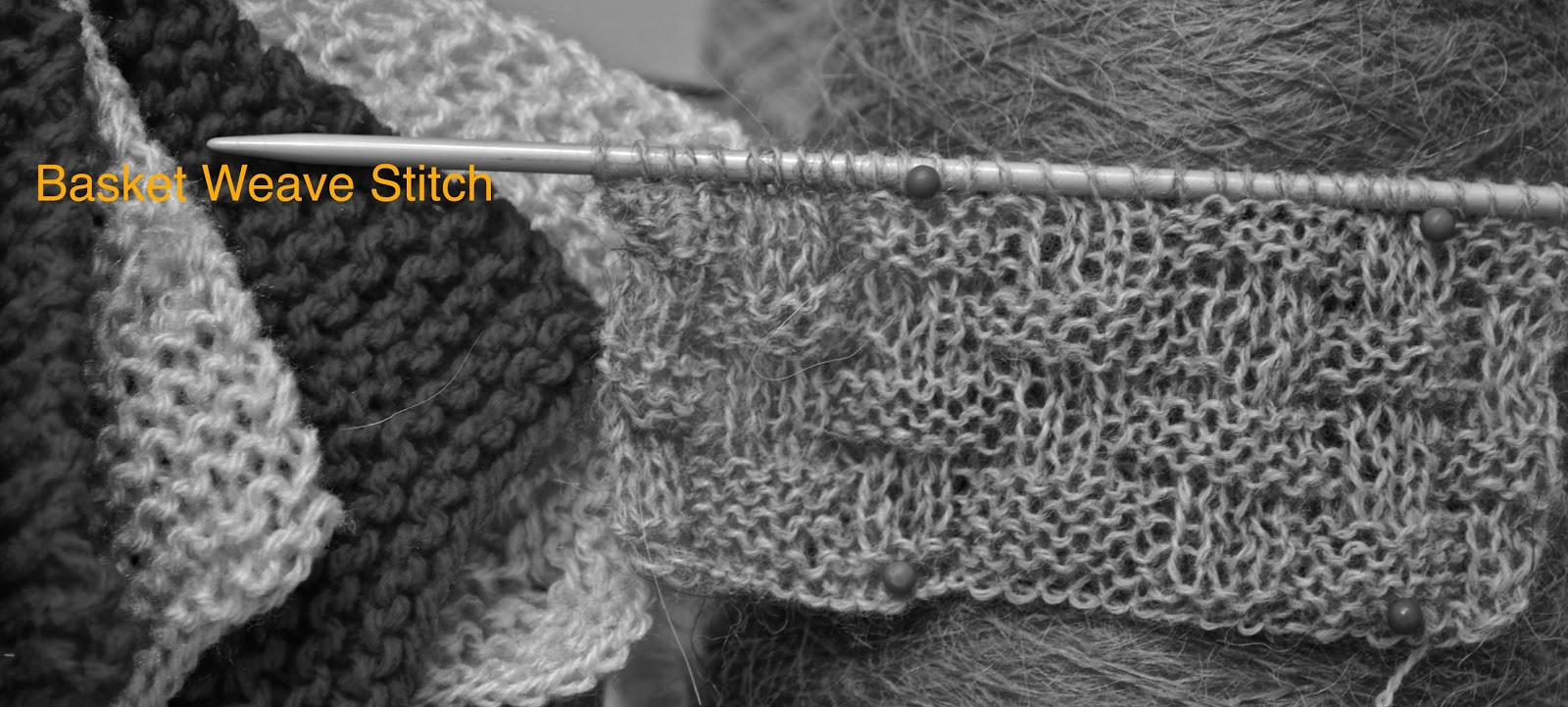 Inspirational Knitting Novice the Weekly Swatch the Basket Weave Stitch Basket Stitch Of Lovely 48 Models Basket Stitch