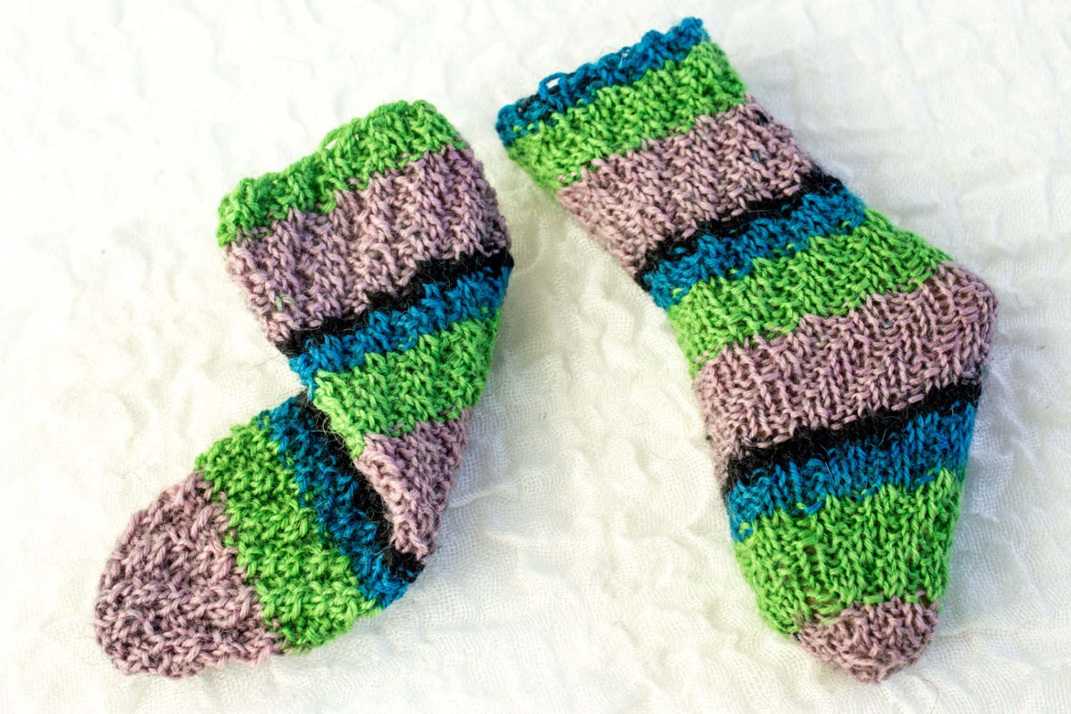 Inspirational Knitting Pattern Baby socks Tube socks Knitted Magic Spiral Baby socks Knitting Pattern Of Marvelous 40 Photos Baby socks Knitting Pattern