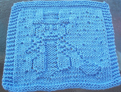 Inspirational Knitting Pattern for A Snowman Knitted Dishcloth Patterns for Christmas Of Adorable 43 Pics Knitted Dishcloth Patterns for Christmas