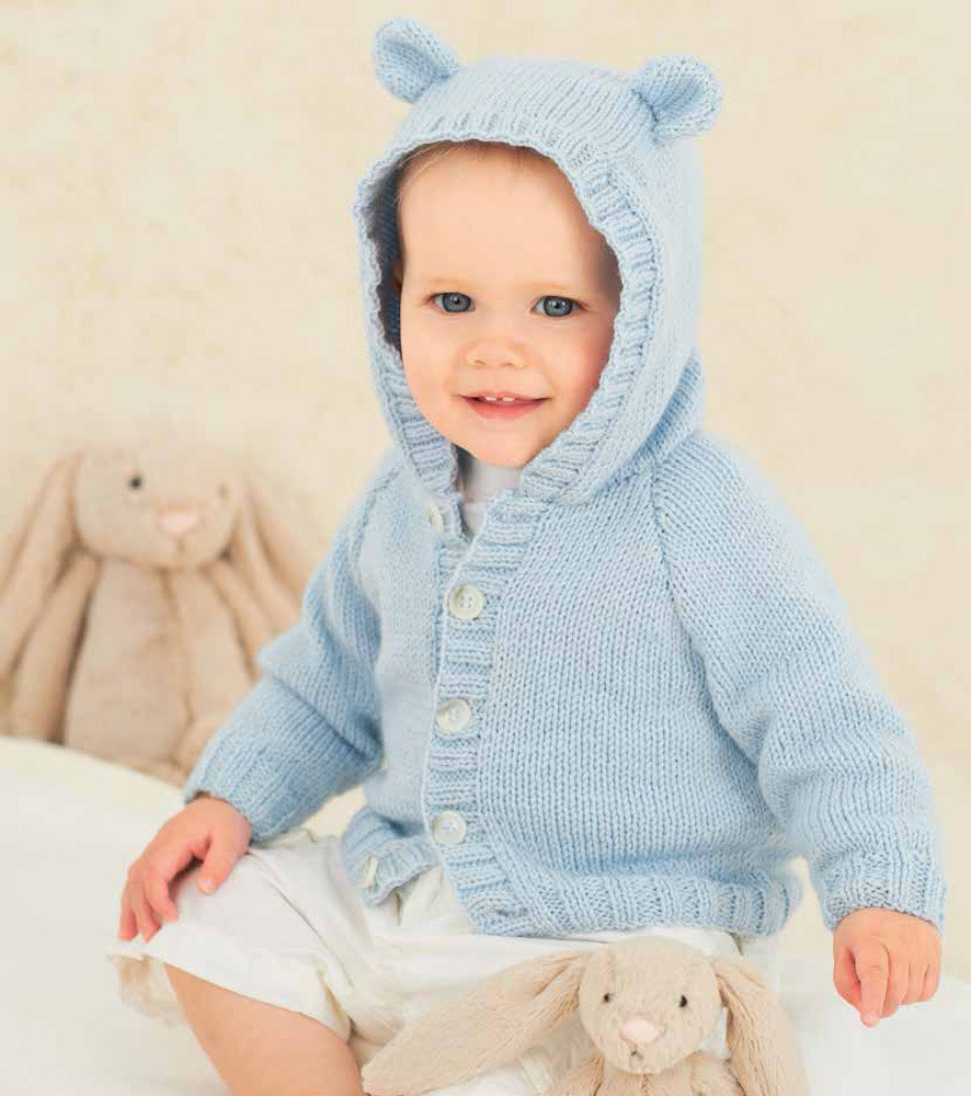 Inspirational Knitting Pattern for Baby Cardigan with Hood and Ears Baby Knitted Cardigan Of Amazing 41 Models Baby Knitted Cardigan